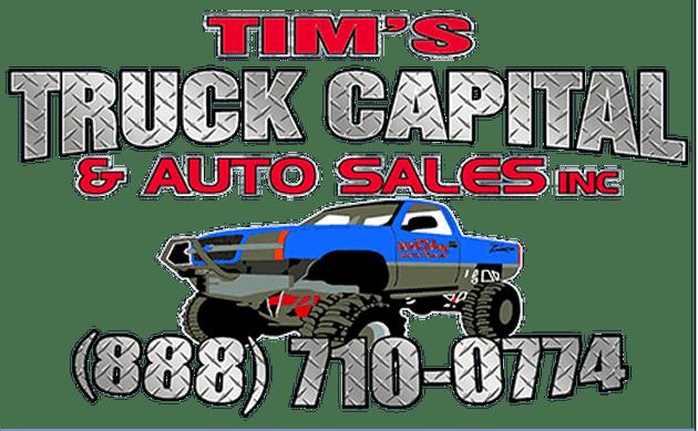 Tim's Truck Capitol logo