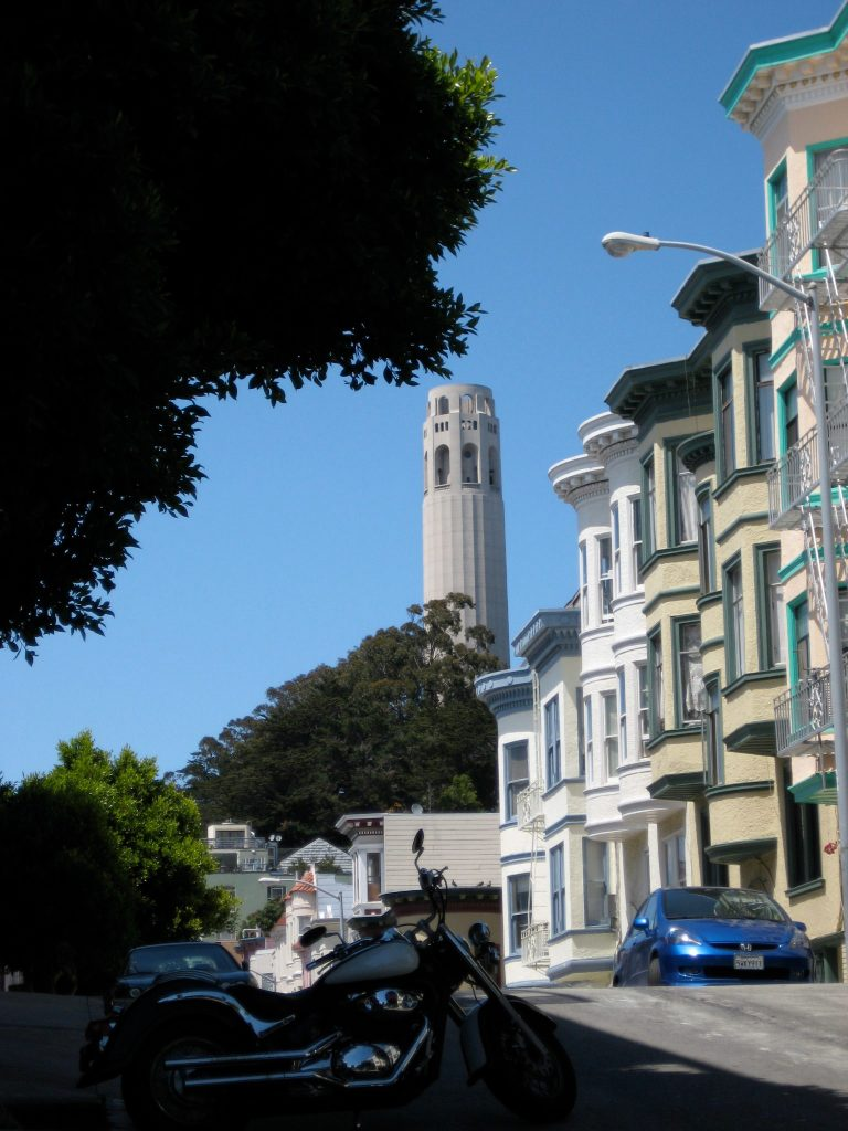 Places in California: San Francisco