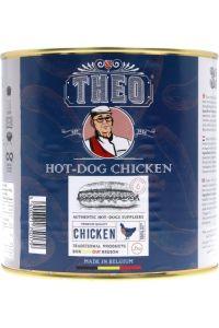 Theo hot dog chicken 32 st