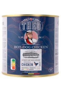 Theo hot dog chicken 48 st