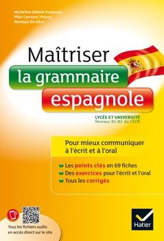 Cours Grammaire espagnole de la 6e à la 3e : A Télécharger Gratuitement en (PDF)