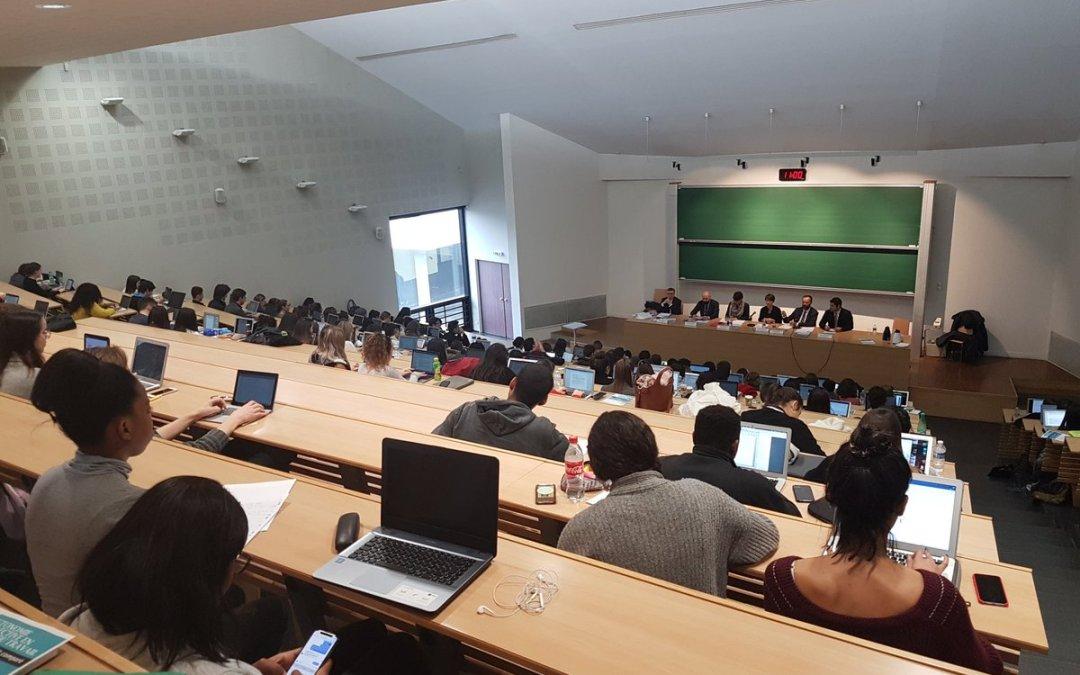 Formation Licence-Master-Doctorat en France à Paris Sud