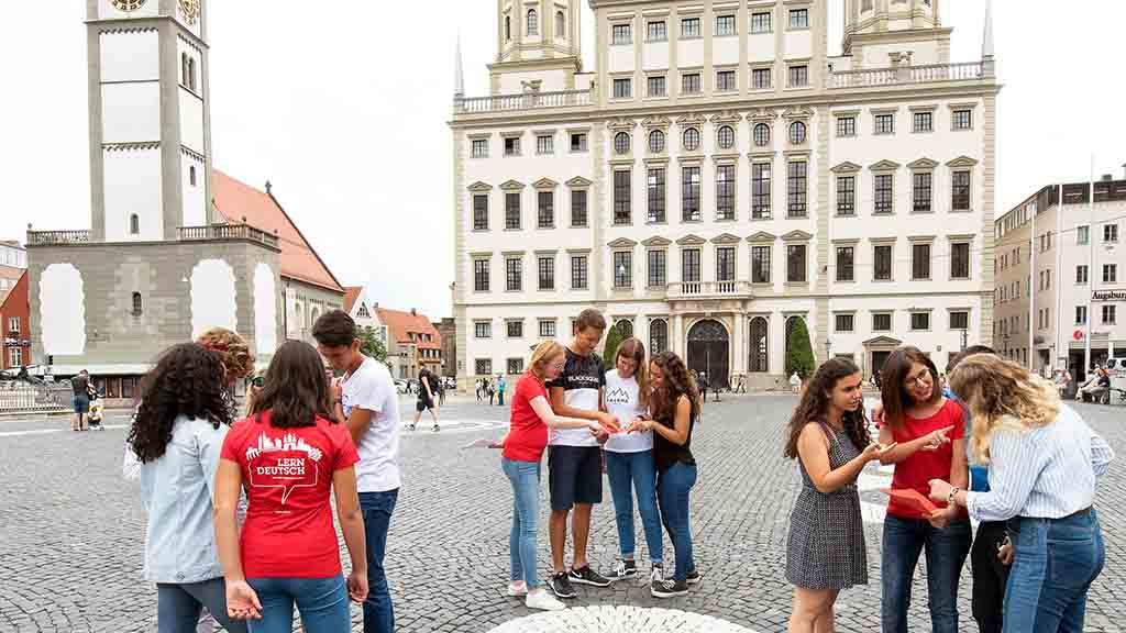 Stage et étude en Allemagne à l'université de Bingen
