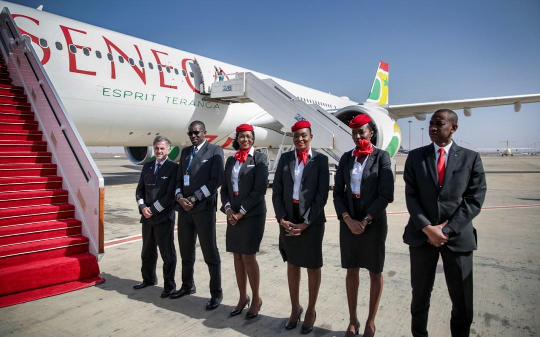 Recrutement Air Sénégal