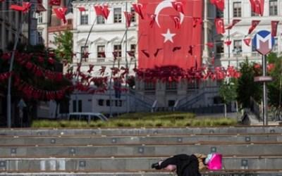 Colère des étudiants en Turquie