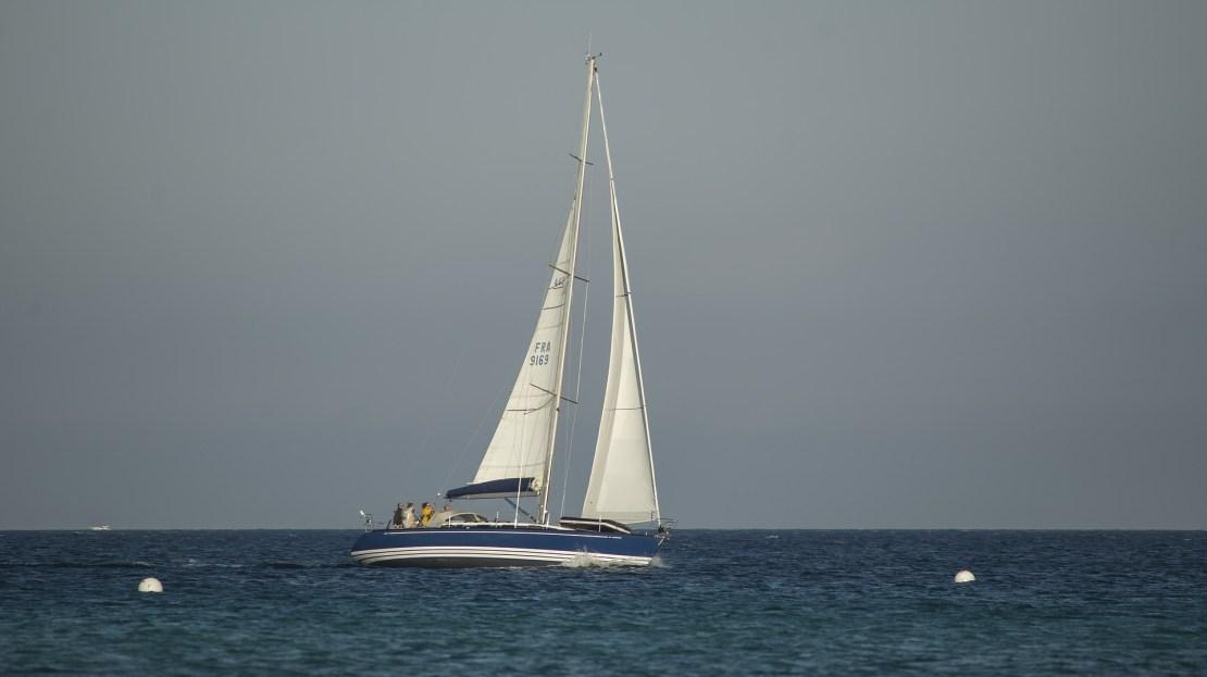 Coaching en el mar