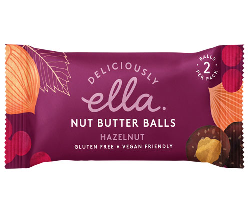 Deliciously Ella Nut Butter Balls
