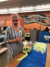 Deb Gelet with Felting Demo