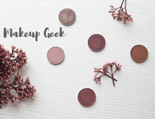 Makeup Geek title - coeurdelisa