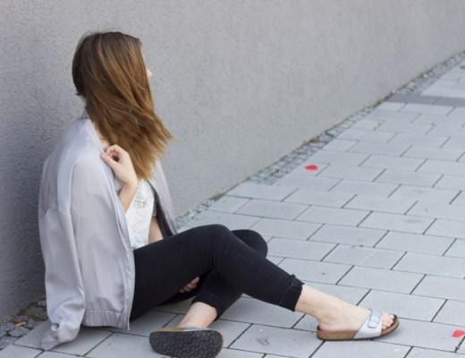 outfit weiße spitze titel - coeurdelisa