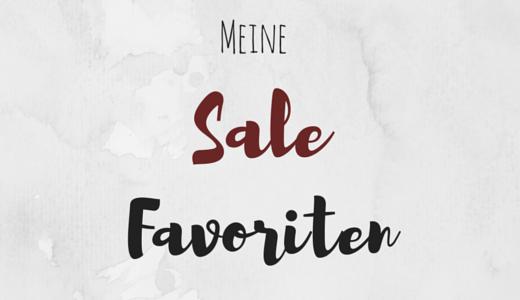 Sale favoriten