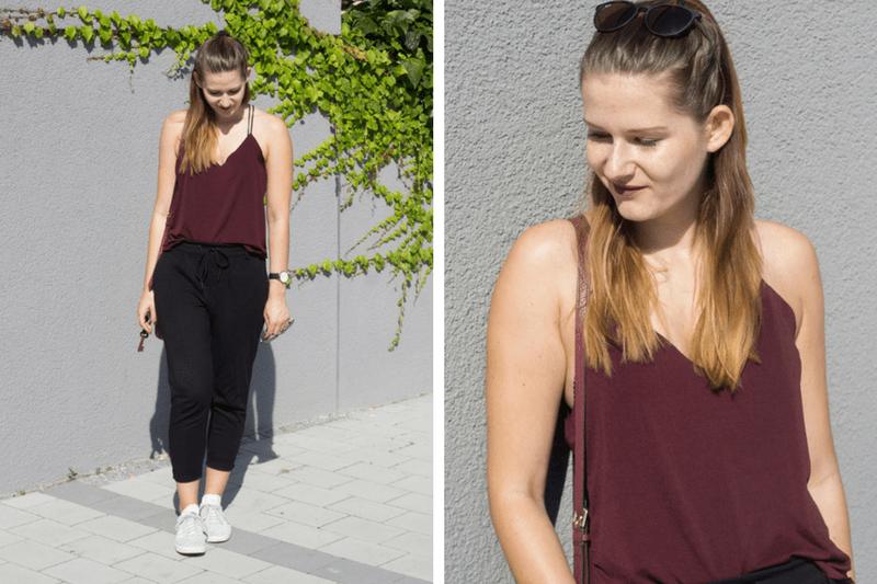 Outfit Adidas Gazelle 2 - coeurdelisa