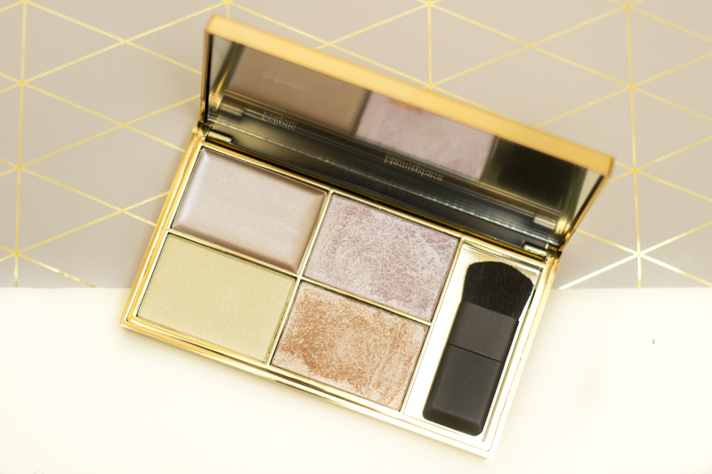 Sleek Highlighting Palette Solstice - geöffnet - coeurdelisa