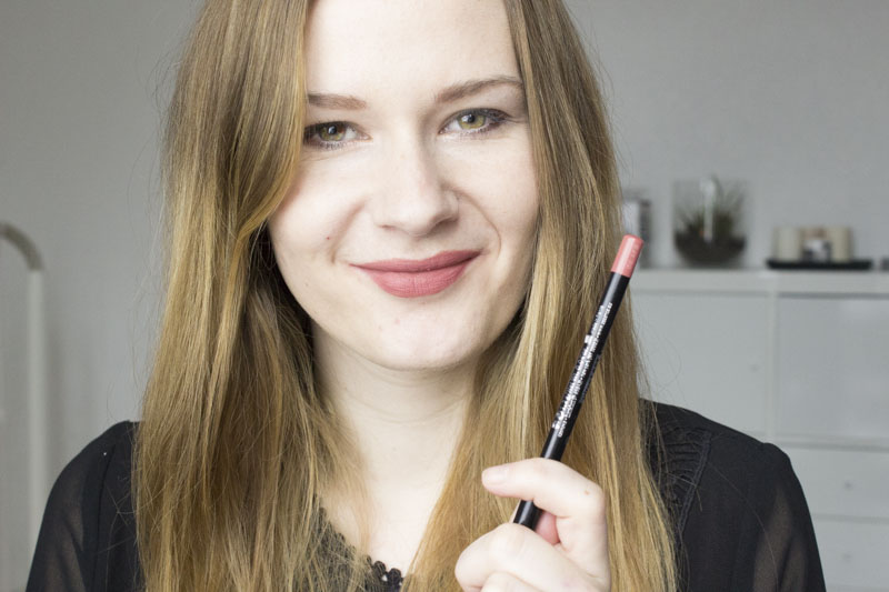 essence ultra last lipliner brick dust