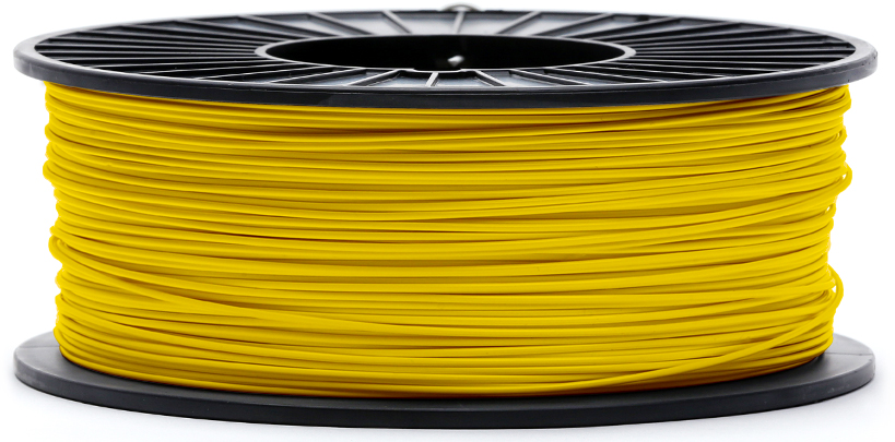 Taxicab Yellow PLA 1.75mm Product Photo