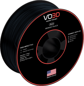 VO3D  High Impact PLA Product Photo