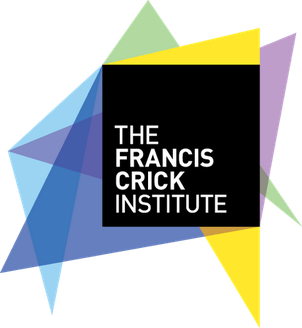 Logo for The Francis Crick Institute