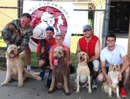 Top 5 doggie winners!