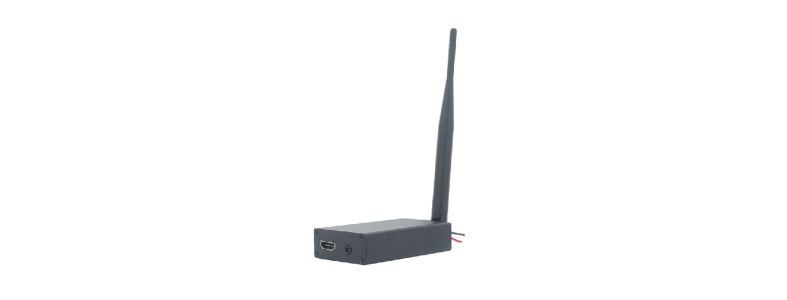 COFDM HD Wireless composite Video Transmitter