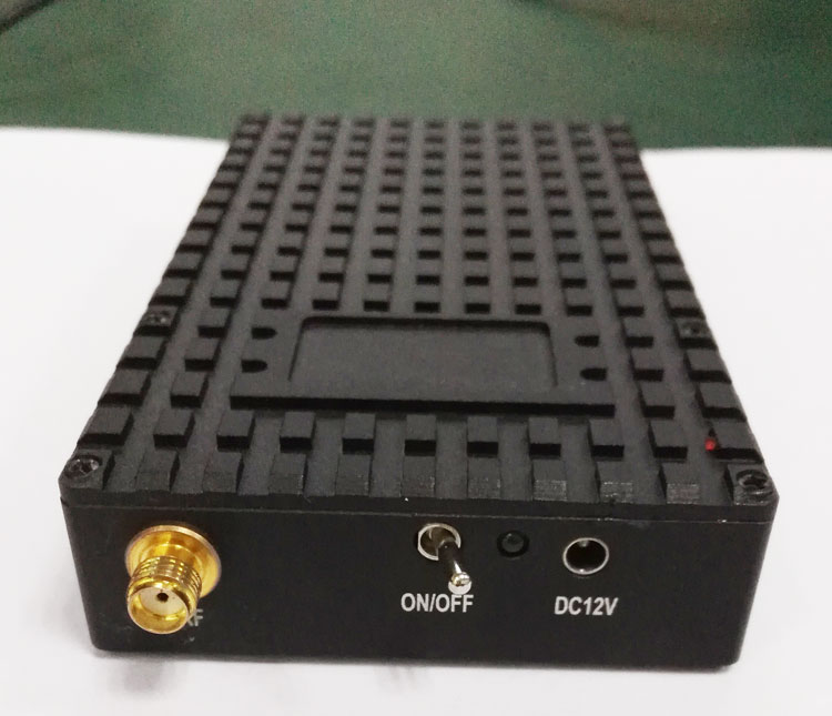 HD Video Transmitter and Receiver