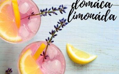 Limonáda ako z vašej obľúbenej kaviarne