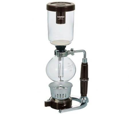 サイフォン型コーヒーメーカー