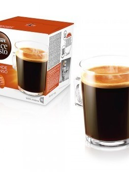 Kavos kapsulės 16 vnt. Nescafe Dolce Gusto GRANDE Intenso Nr.41