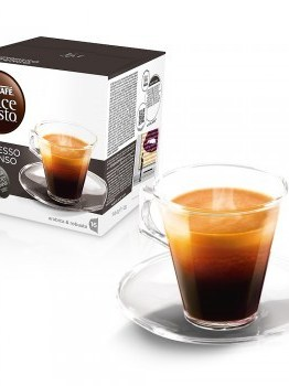 Kavos Kapsulės 16 vnt. Nescafe Dolce Gusto ESPRESSO INTENSO Nr.38
