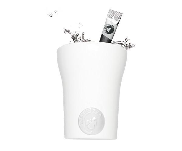 Porcelianinis BISTROTEA puodelis Nr.96