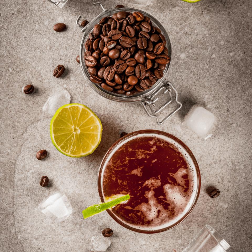 coffee tonic recipe