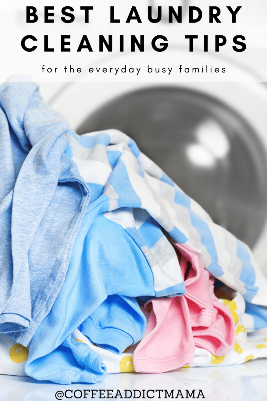 best laundry cleaning tips