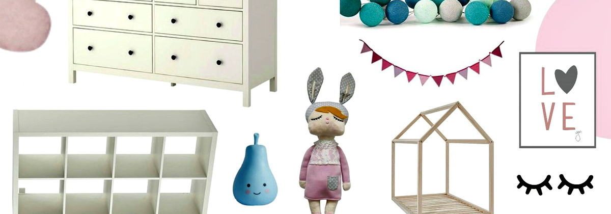 Mia's Kinderzimmer – Teil 1