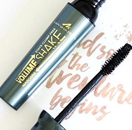 First Impression: Manhattan Volume Shake Mascara