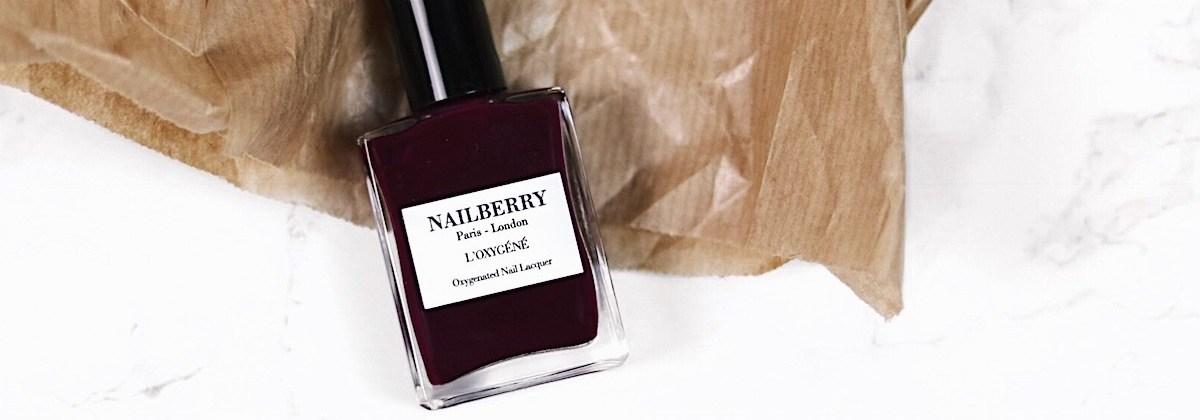 NAILBERRY – der Nagellack der atmet