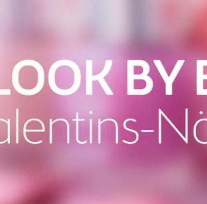 Nail Tutorial für den Valentinstag