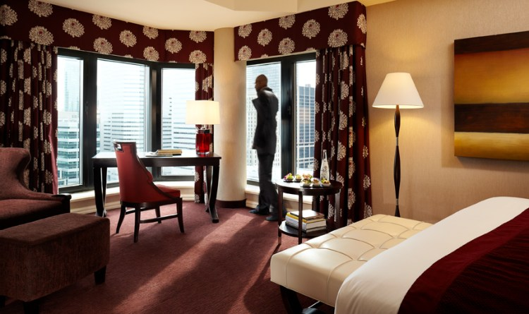 InterContinental Montreal hotel review