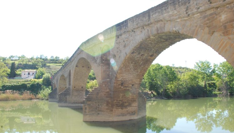 Spanish Architecture - Puente la Reina, Navarre
