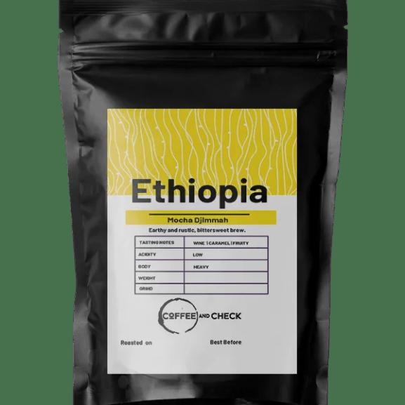 Ethiopian Mocha Djimmah