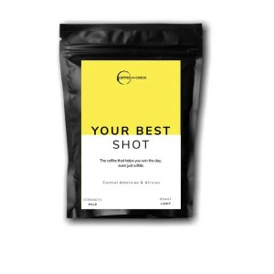 your best shot coffee blend