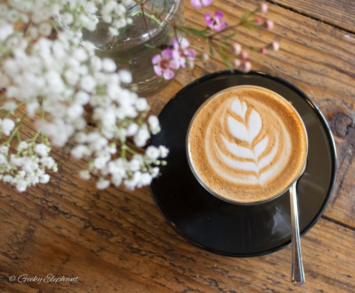 One Man Coffee: In my comfort zone (Part 1)