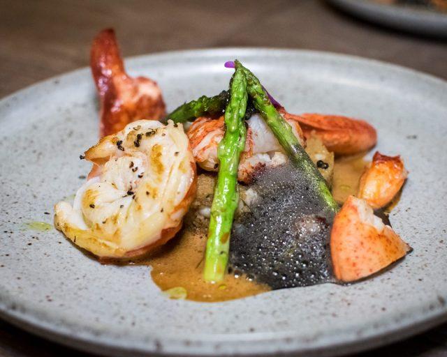 Bridge Dinner-Whole Boston Lobster