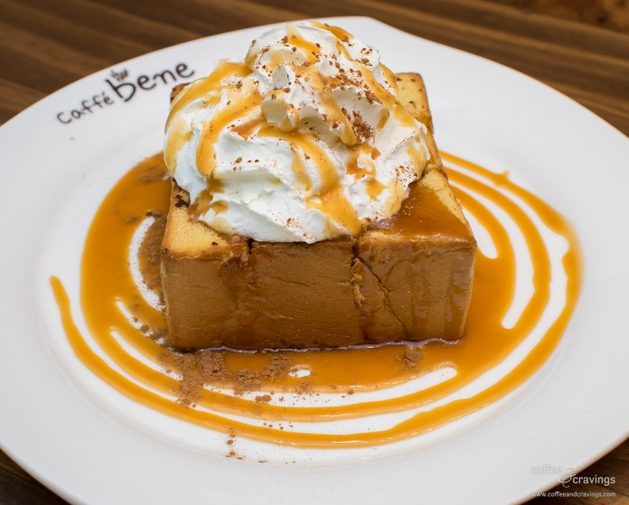 Caffebene New Cafe Opening in Singapore