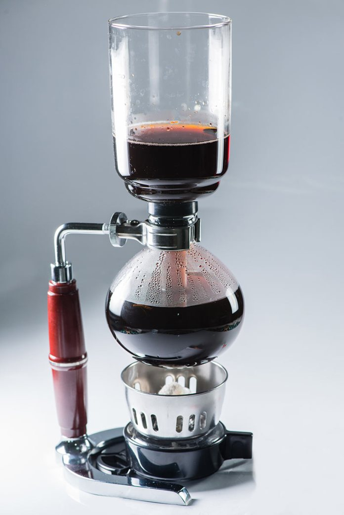 Coffee Brewing Techniques - Syphon