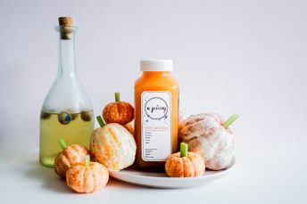 Deliveroo Halloween 2016 — Sprout 'Angel's Whispers'