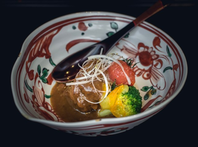 Kanda Wadatsumi — Beef with Miso Sauce