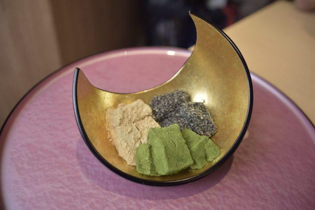 Misato — Sanshoku Warabi Mochi