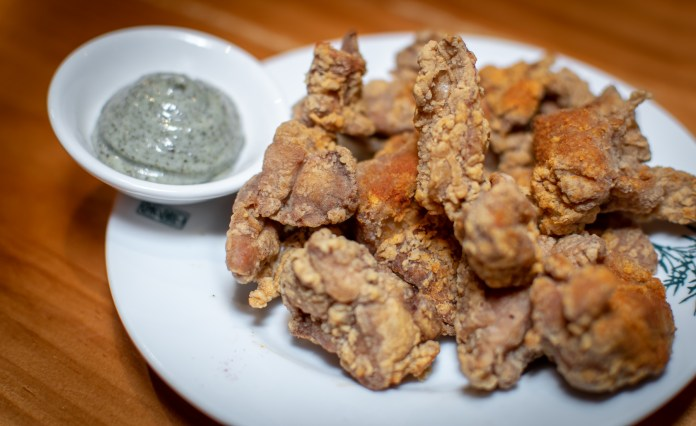 The Salted Plum — Fried Chicken