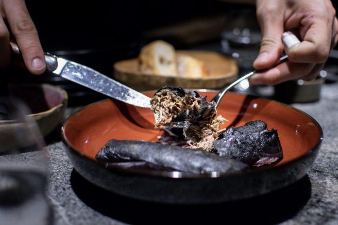 Le Binchotan — Edible Charcoal