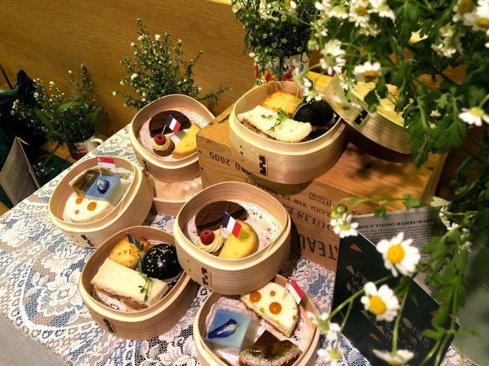 Tiong Bahru Bakery - Afternoon Threesum