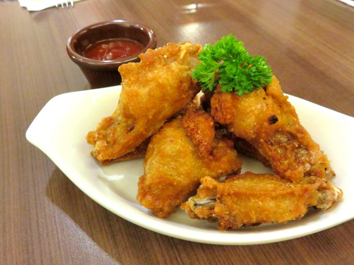 Swensen's - Buckaroo Wings